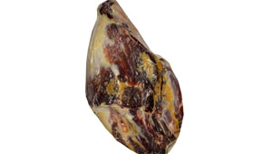 POLISHED BONELESS FATTENED IBERICO HAM